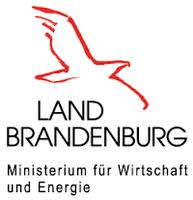 Logo Ministerium fr Wirtschaft und Energie des Landes Brandenburg