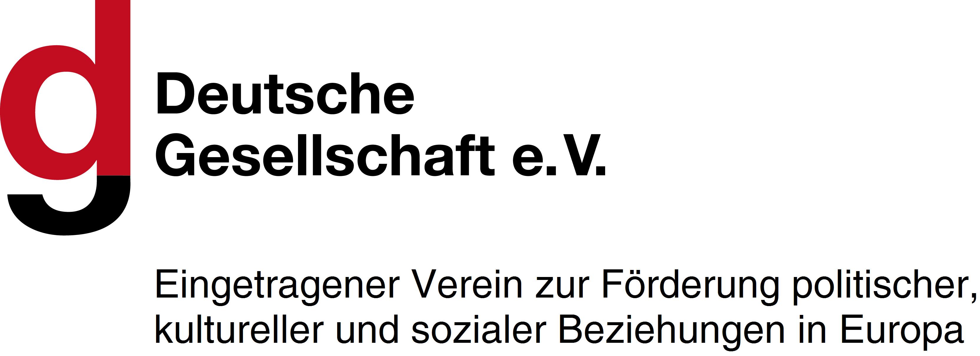 Vortragsangebot der Deutschen Gesellschaft e.V.