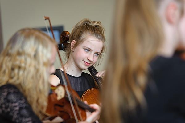 Quartett Envia 2014 Konservatorium Cottbus
