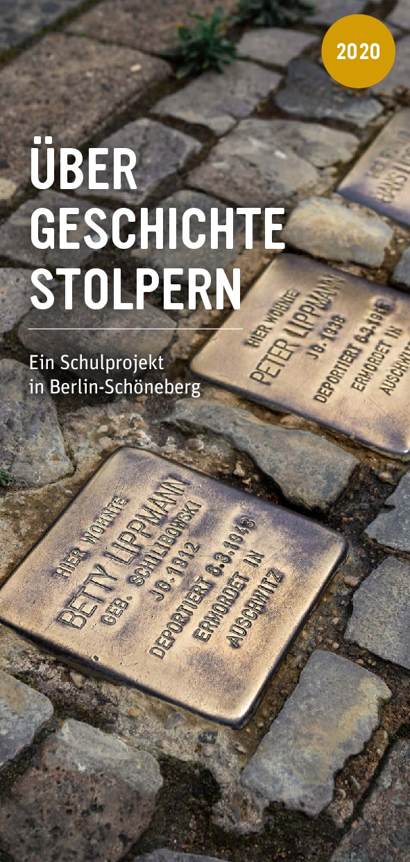 Stolpern 2020 Cover